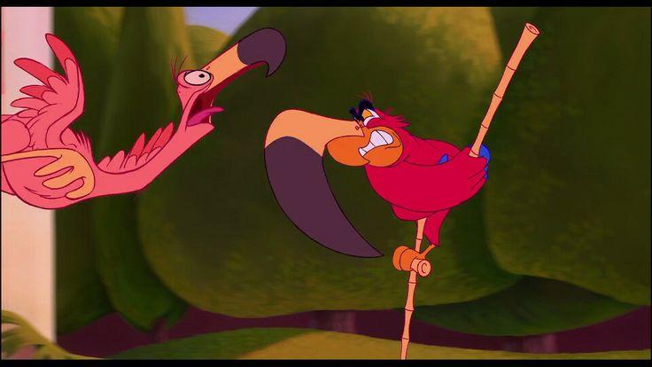 Aladdin Iago Quot You Got A Problem Pinky Jerk Quot Aladdin