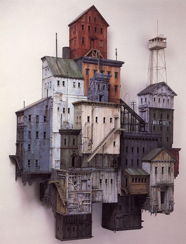 """""""Bunker Hill"""" - Michael McMillen, 1985"""