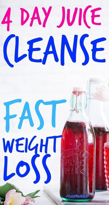 4 Tage Saftreinigung zur Gewichtsreduktion 10 Pfund Detoxgetränke. Gewichtsverlust …   – Detox Ideen