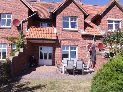 Das Ferienhaus Scheffner liegt am Ortsrand von Dänschendorf auf der Insel Fehmarn.