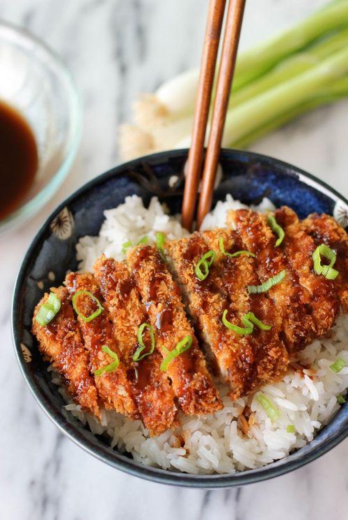 Easy HomemadeTonkatsu | 23 Budget-Friendly Pork Chop Recipes