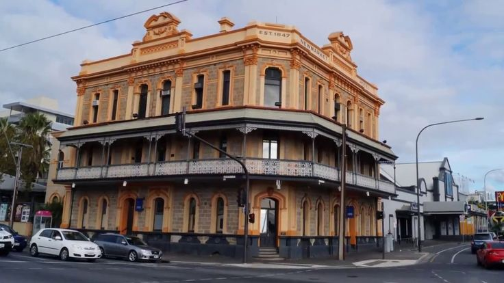 Haunted Buildings in Adelaide, South Australia