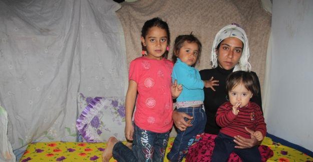 3 çocuk annesinin yürek yakan dramı!