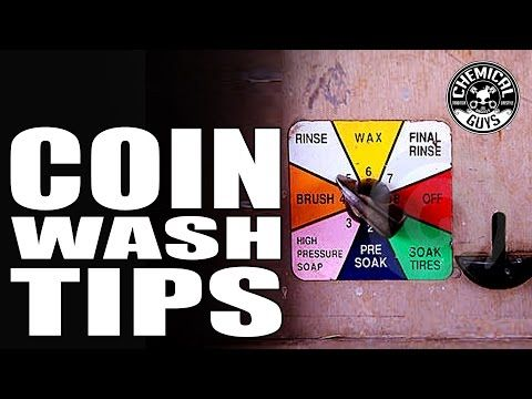 How To: Coin Operated Car Wash Tips & Tricks - Chemical Guys BMW E39 530i - YouTube