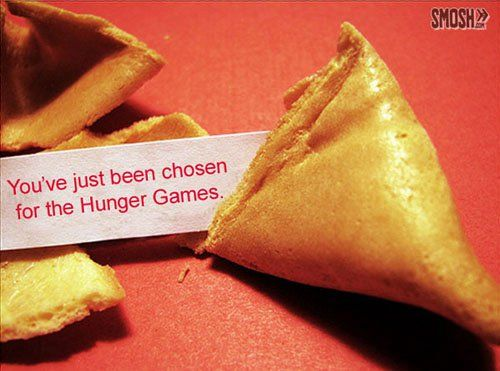 this would freak me out SOO badly... LOL this would be funny if you did this to every fortune cookies in a place, and record everyone's reactions!