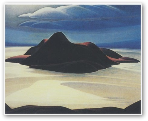 Group Of Seven Art - Lawren Harris...Art prints by Canada's iconic artists, the Group of Seven.