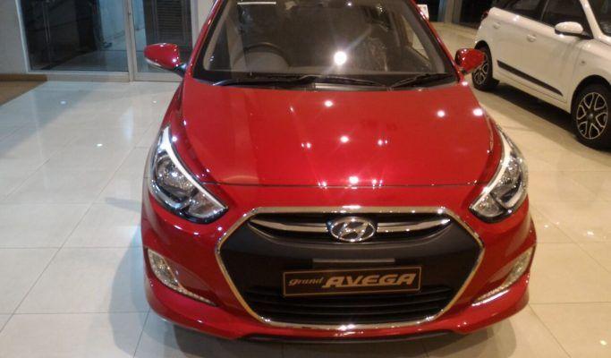 Hyundai Avega 2015