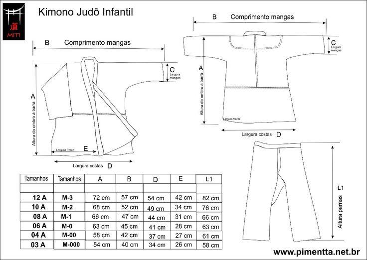 calça kimono de judo - Pesquisa Google