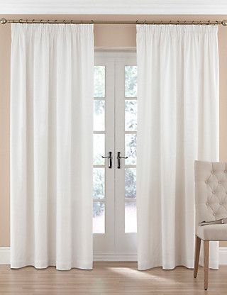 17 best ideas about modern pencil pleat curtains on for Living room curtains 90x90