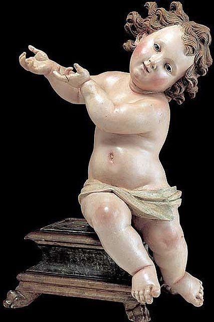 Niño Jesús de Ntra. Sra. de las Mercedes. San Fernando.