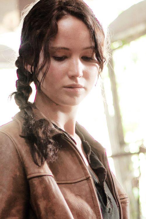 The Hunger Games-  Katniss Everdeen