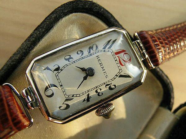Vintage Hermes Ladies Watch For Sale in UK 1928 | Vintage Watches