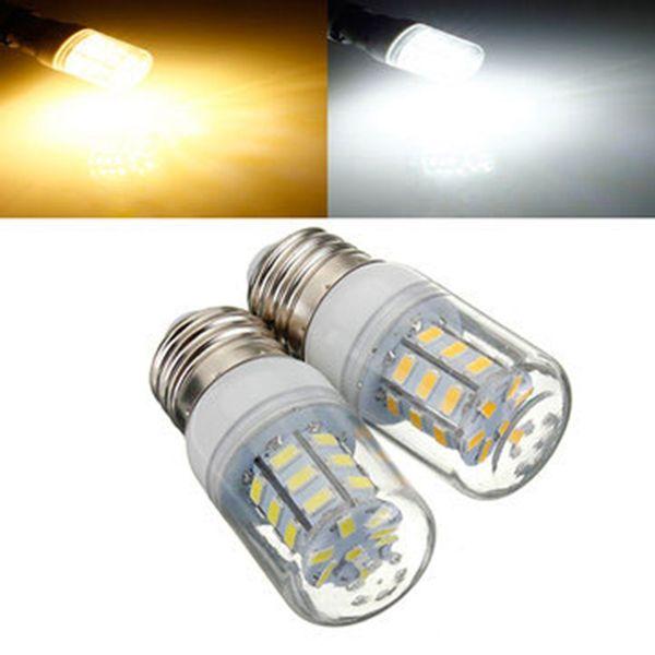 3 5w E26 White Warm White 5730smd 27 Led Corn Light Bulb 12v Light Bulb Led Light Bulbs Bulb
