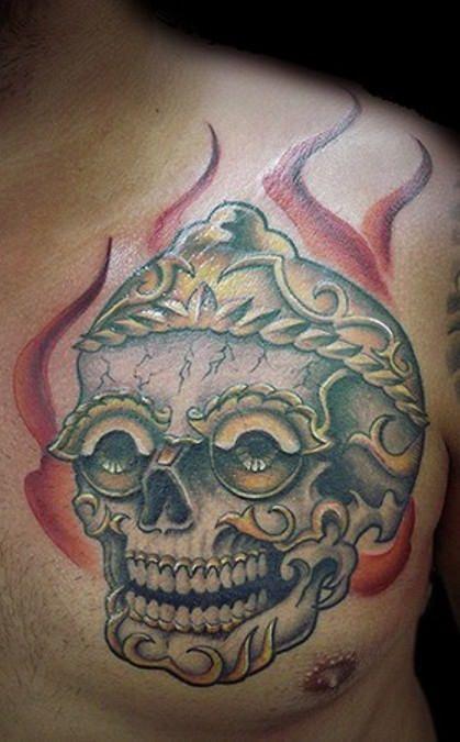 Las últimas 60 Tatuajes tibetano Ideas significados diseños de símbolos y las imágenes de 2016 - Tatuaje Club