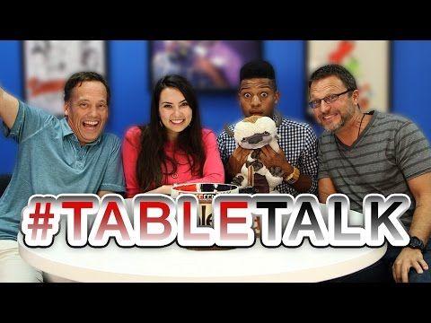 Avatar the Last Airbender/ Legend of Korra: Dee Bradley Baker and Steven Blum on #TableTalk! - YouTube