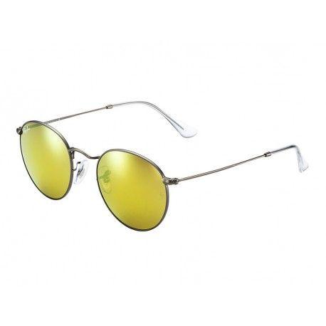 Γυαλιά Ηλίου Ray-Ban ROUND METAL RB 3447 029/93