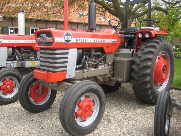 Massey Ferguson 1080 | Massey tractors | Pinterest