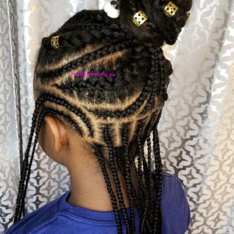 Children braids