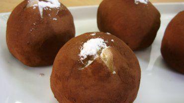 Marcipánové  brambory