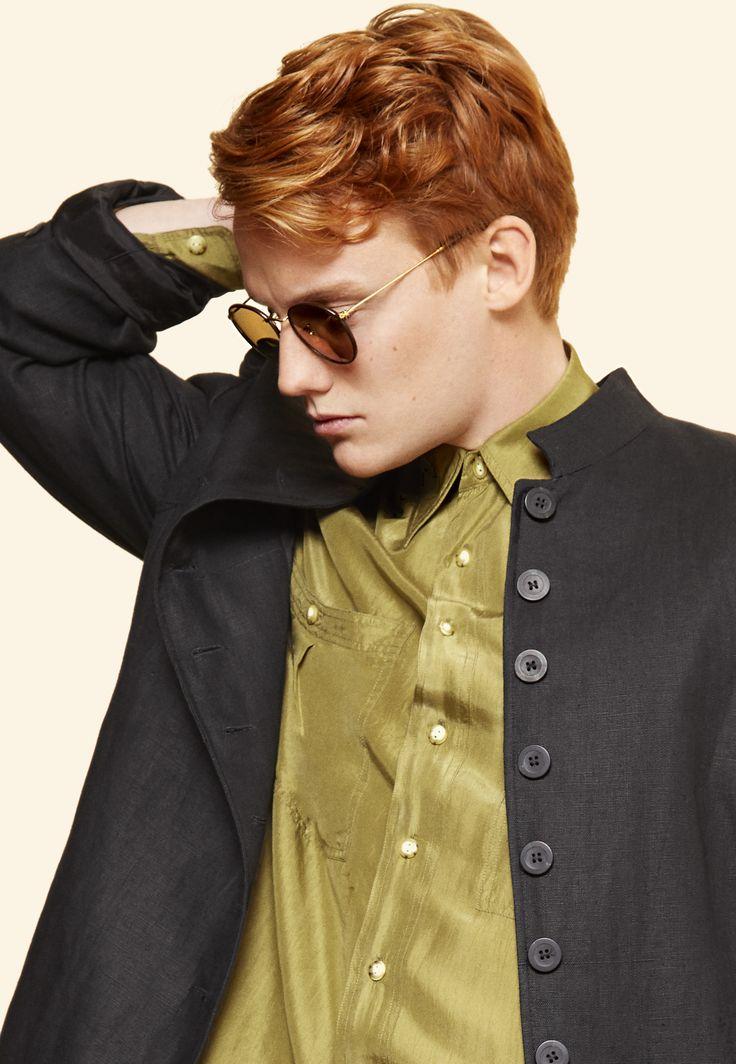 Hur stylar du din skjorta?  Fotograf: Susanne Emanuelsson