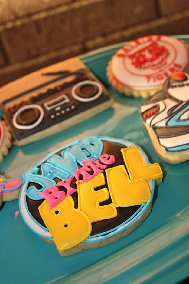 50 Awesome 90s Themed Cakes And Cupcakes