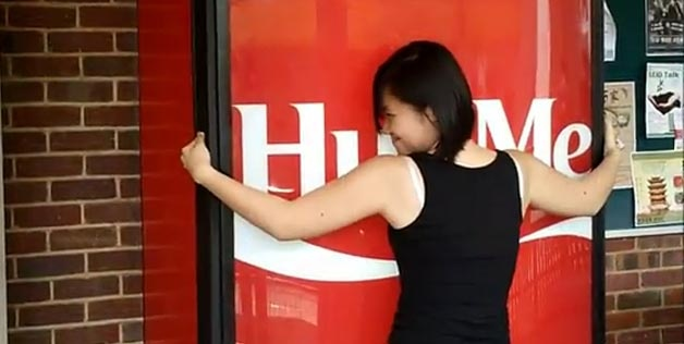 how to get money out of a coke machine
