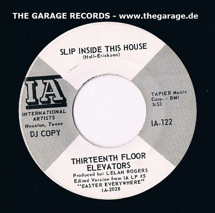 1000 images about 13th floor elevators 45 rpm ep on for 13th floor media