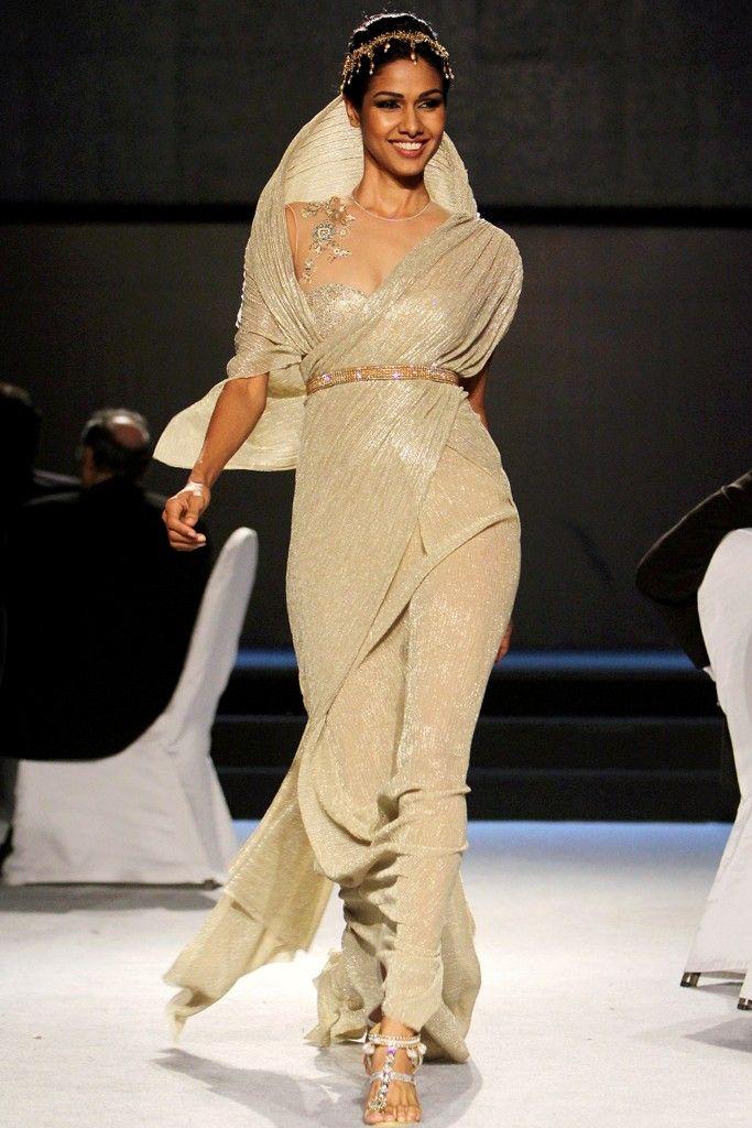 A look by Tarun Tahiliani for Azva. [Courtesy Photo]