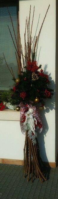 Rami di felso a Natale
