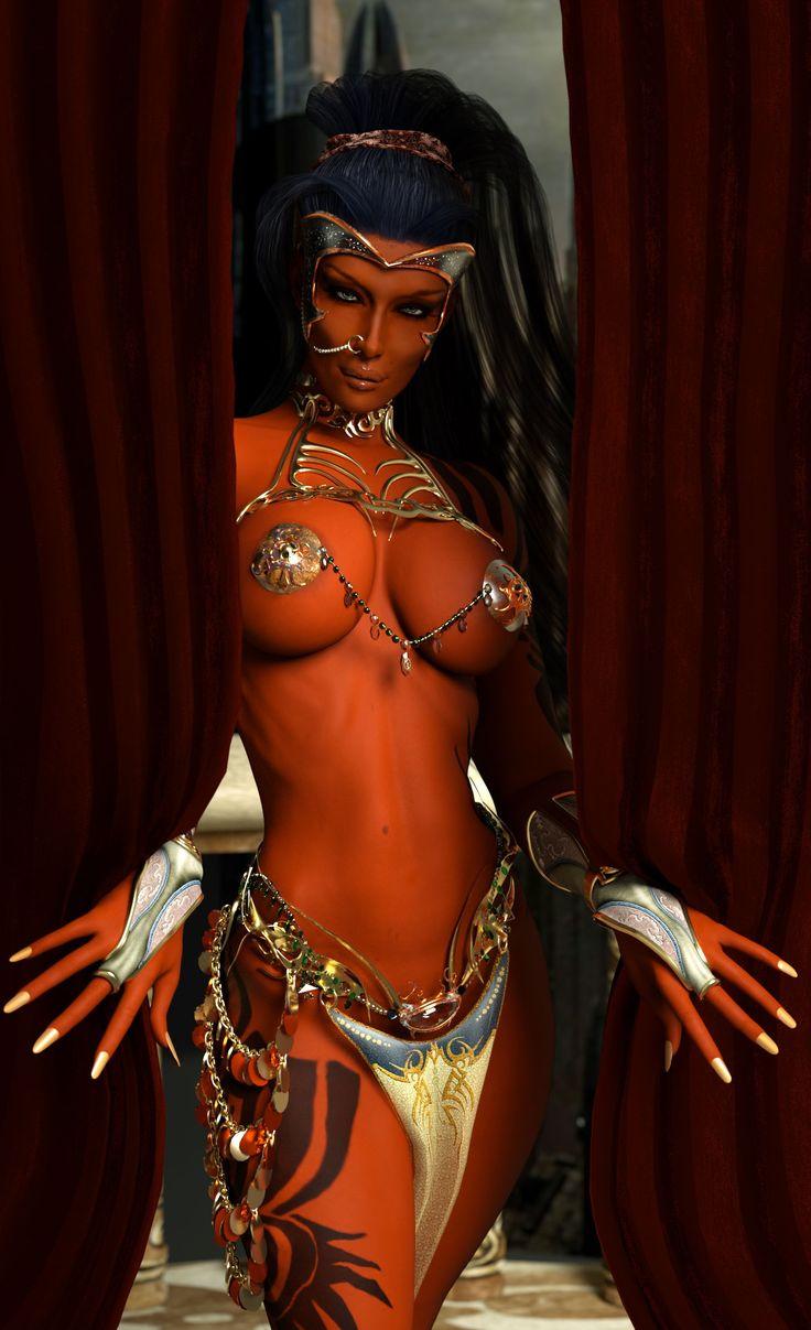 Can Princess of mars dejah thoris cosplay