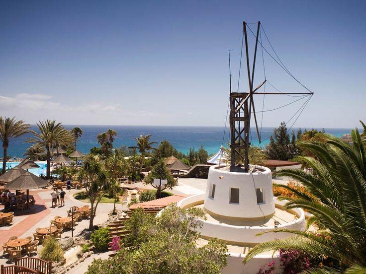 Der ROBINSON Club Esquinzo Playa auf Fuerteventura