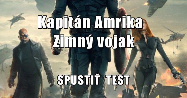 Kapitán Amrika : Zimný vojak