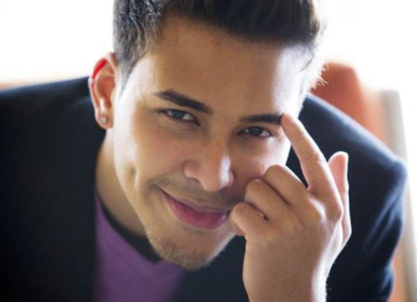 Prince Royce  I love his dimples