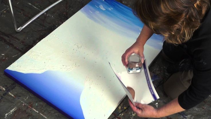How to Paint Acrylic Desert Scenes with Linda MacAulay