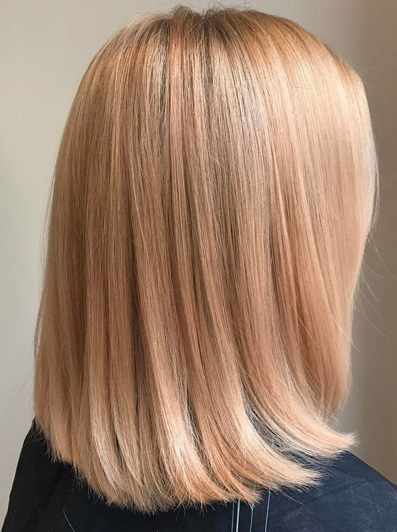 30 strawberry blonde hair color ideas – STRAWBERRY BLONDE