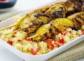 Moroccan Chicken with Couscous for Dieting http://hotindonesiarecipes.blogspot.com/