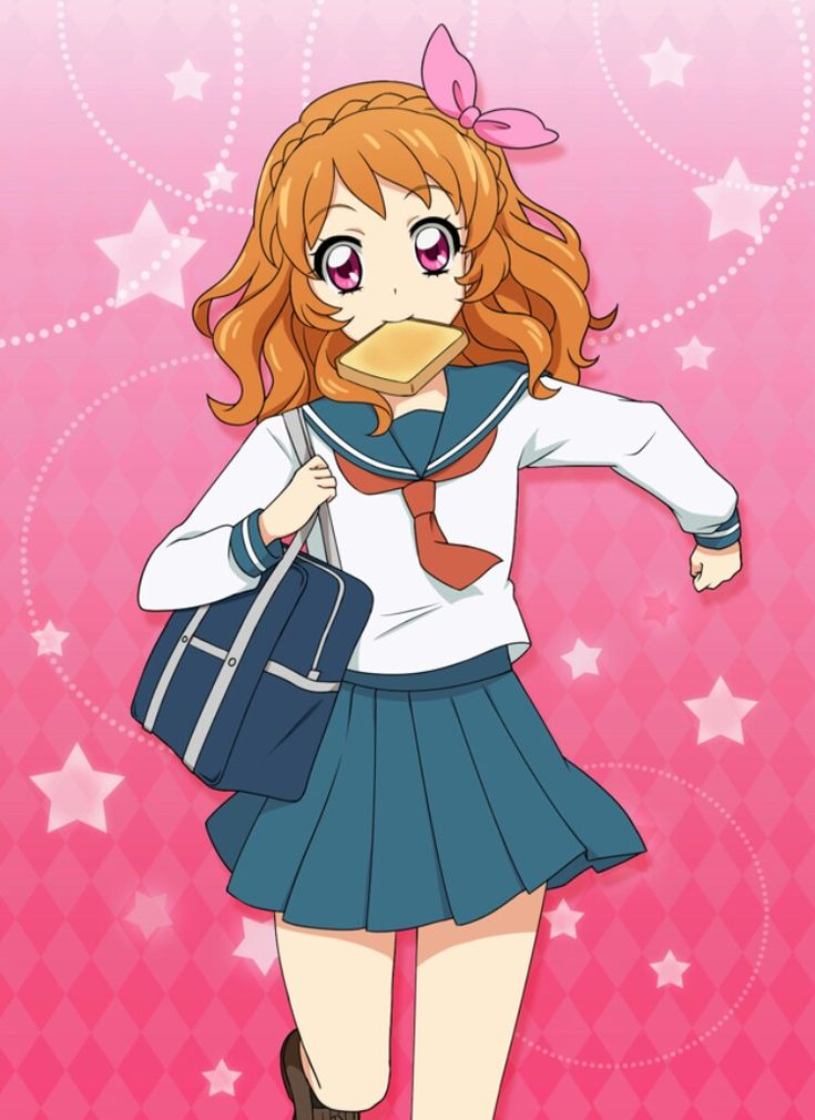 A Beautiful Anime Girl Akari R4 | Aikatsu! Ak...