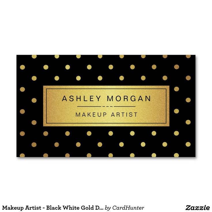 black gold business card template c utare google business cards pinterest card. Black Bedroom Furniture Sets. Home Design Ideas