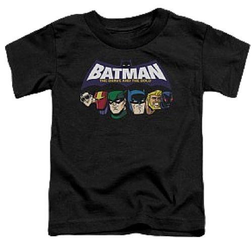 Batman And His Friends