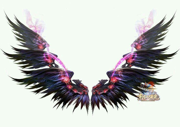Bnha Villain Hero Girl حمى و عناية من غريب Wings Tattoo Angel Wings Tattoo Wings Art