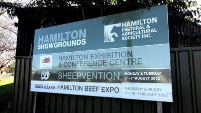 Hamilton Pastoral & Agricultural Society