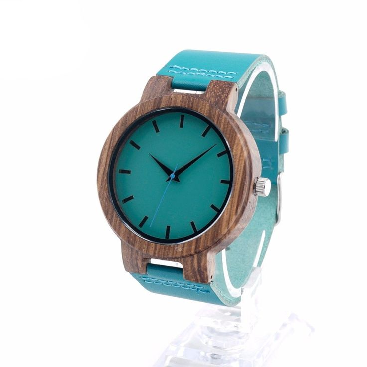 High Quality Bamboo Wood Watch For Men And Women