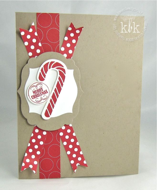 Scentsational Candy Cane by Kreations by Kris