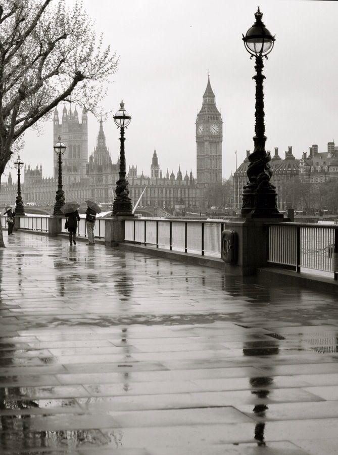 I miss my London.