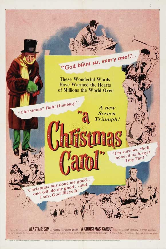 christmas movies   christmas carol the movie posters from poster shop pic 3 ...