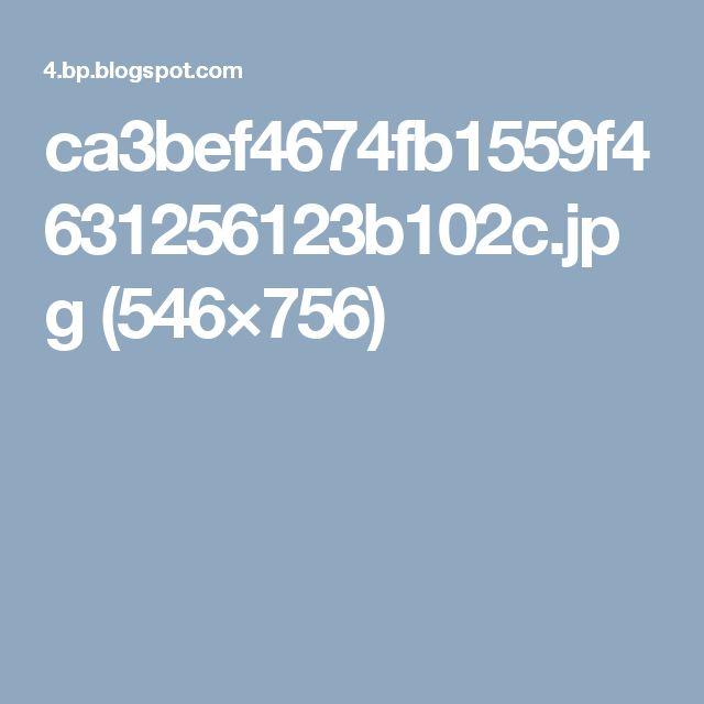 ca3bef4674fb1559f4631256123b102c.jpg (546×756)