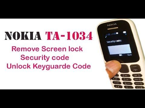 How to Remove Screen lock Security code /Unlock Keyguard