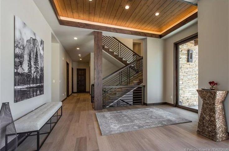 Interior Entry 231 White Pine Canyon Rd Park City, UT 84060