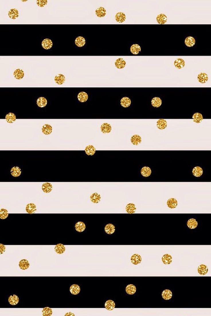 Resultado de imagem para black and gold chevron background for Schwarze glitzer tapete