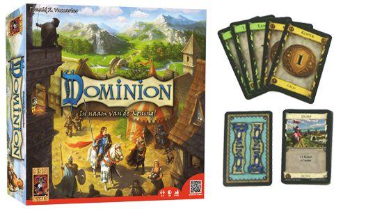 999 Games - Dominion